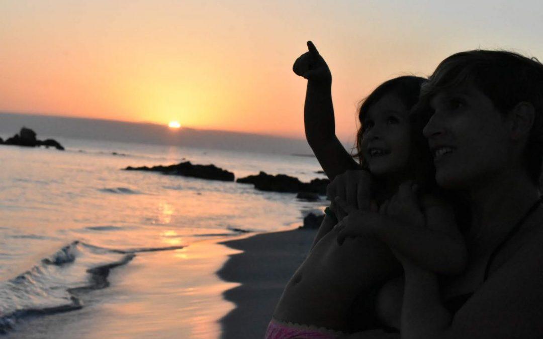 Mejores zonas de Ibiza para ir con niños