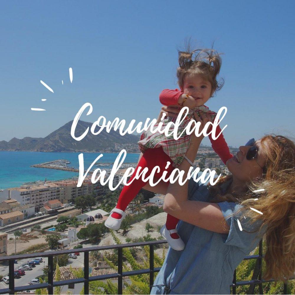 comunidad valenciana con ninos - España