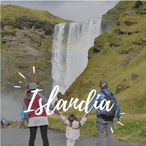 islandia - Europa