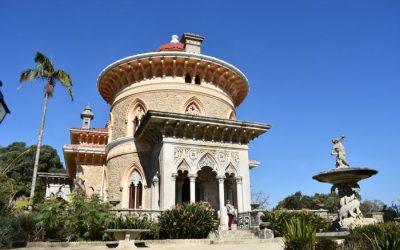 Monserrate el Palacio más bonito de Sintra y menos visitado