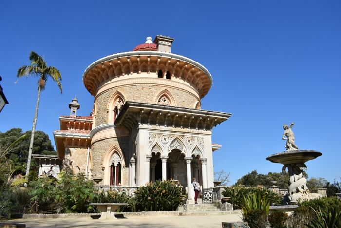 Monserrate el palacio menos turístico y más bonito de Sintra