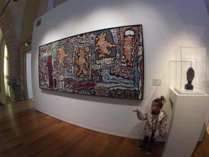 aixenprovence arte2 300x225 - Aix en Provence con niños y el Chateau de la Barben