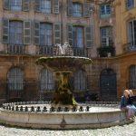 aixenprovence fuente 150x150 - Aix en Provence con niños y el Chateau de la Barben