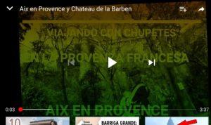 youtube aixenprovence 1 300x178 - Aix en Provence con niños y el Chateau de la Barben