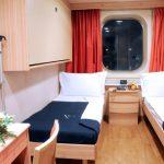 Camarote exterior1 150x150 - De Barcelona a Civitavecchia en el ferry de Grimaldi Lines