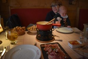 comida chamonix3 300x200 - Chamonix y los Alpes Franceses con bebés o niños ¿si o no?