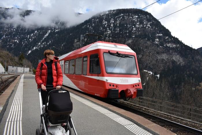 Viajar en tren con niños, una forma divertida de hacer turismo