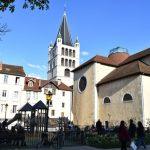 annecy parques 150x150 - El lago y la ciudad medieval de Annecy con niños en un día