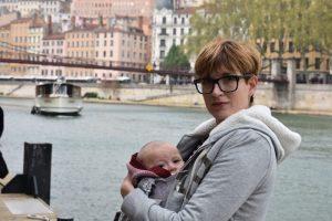 lyon barco 300x200 - Visitar Lyon con niños o bebés en 2 días
