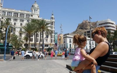 alicante puerto 400x250 - Comunidad Valenciana con niños