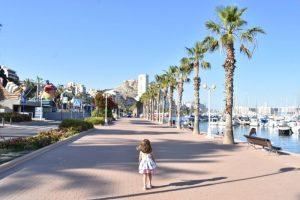 puerto visitar en verano Alicante