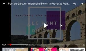 youtube lepont1 300x178 - 5 Visitas imprescindibles en un road trip por la Provenza con niños