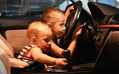 5 Consejos para viajar con niños en coche