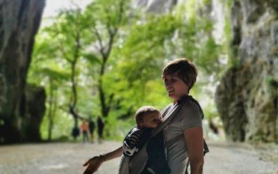 Las Cuevas de Skocjan con niños o bebés