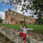 abadia sangalgano1 150x150 - La Toscana con niños y sus 10 imprescindibles