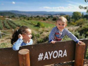 ayora ruta agua 300x225 - Experiencias family friendly en la Comunidad Valenciana con Tour & Kids