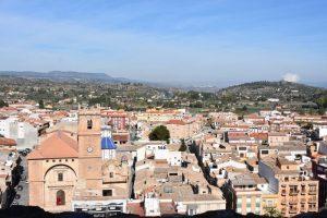 ayora vistas 300x200 - Ayora con niños, el interior de la Comunidad Valenciana mola mucho