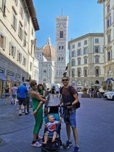 florencia2 225x300 - ¿Cómo visitar Florencia con bebés o niños pequeños en dos días?
