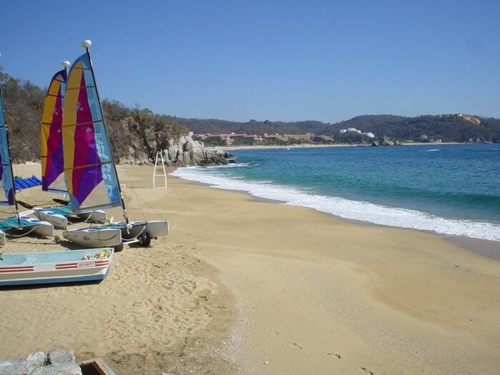 Puerto Escondido en México, un paraíso encontrado