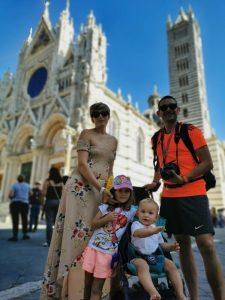 siena4 225x300 - Lo mejor de la Toscana en un día desde Florencia con niños