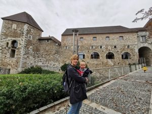 castillo liubliana 300x225 - ¿Qué hacer en Liubliana con bebés y niños?