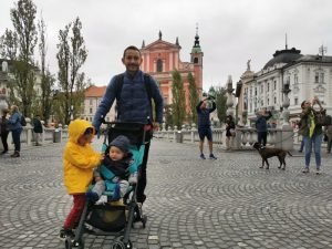 liubliana1 300x225 - Un Road Trip por Eslovenia con niños en 4 días