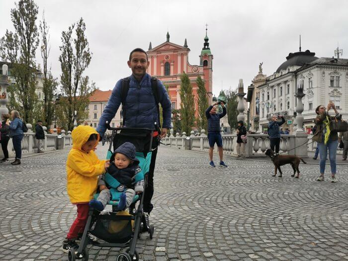 ¿Qué hacer en Liubliana con bebés y niños?