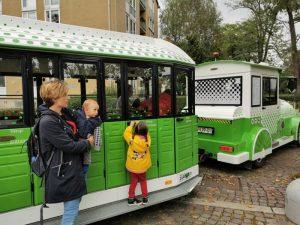 urban tren liubliana 300x225 - ¿Qué hacer en Liubliana con bebés y niños?