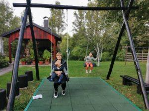 visitar lagos de Plitvice con niño