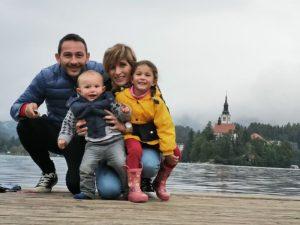 lagobled1 300x225 - Un Road Trip por Eslovenia con niños en 4 días