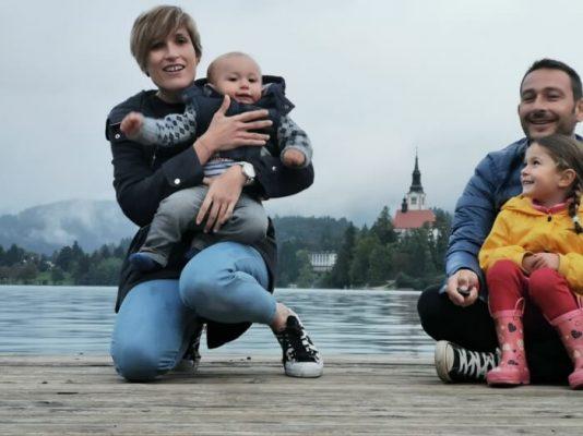 dónde hacer la mejor foto del lago Bled gratis
