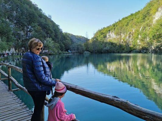 plitvice niños3 533x400 - ¿Visitar los Lagos de Plitvice con niños? ¿Merece la pena?