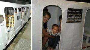 Tren minero MUMI1 300x169 - Viajes en tren por España, experiencias inolvidables por Travel Bloggers