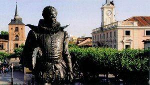 cervantes1 300x171 - Viajes en tren por España, experiencias inolvidables por Travel Bloggers