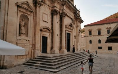 dubrovnik catedral 400x250 - Blog de padres viajeros