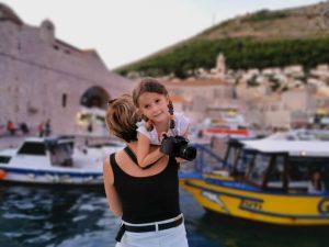 dubrovnik puerto 300x225 - Dubrovnik con bebés o niños, la perla del Adrático en una tarde