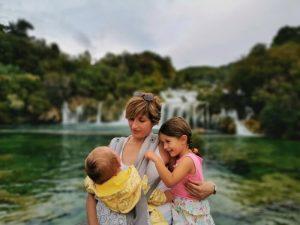 krka3 300x225 - Sibenik con niños, el Parque Nacional de Krka y mucho más