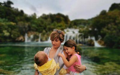 krka3 400x250 - Viajando con Chupetes, un Blog de padres viajeros