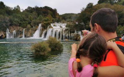 krka4 400x250 - Viajando con Chupetes, un Blog de padres viajeros
