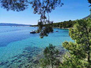 brac31 300x225 - Visitar el Cuerno de Oro desde Split con niños... ¿merece la pena?