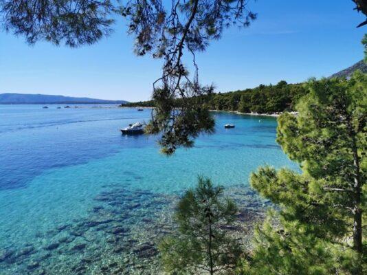 brac31 534x400 - Visitar Split con niños, descubriendo las maravillas de Croacia