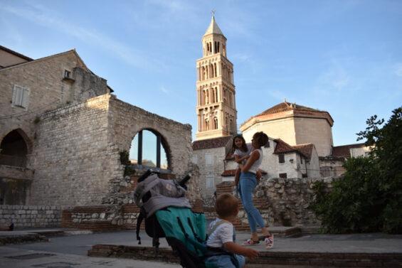split81 1 565x377 - Visitar Split con niños, descubriendo las maravillas de Croacia