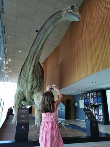 dinosaurios cuenca4 - Los dinosaurios de Cuenca, una ruta para disfrutar con niños