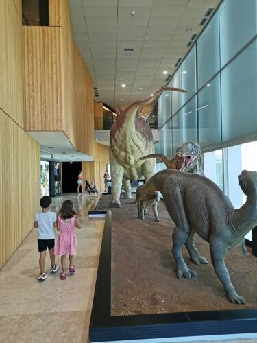 dinosaurios cuenca7 - Los dinosaurios de Cuenca, una ruta para disfrutar con niños