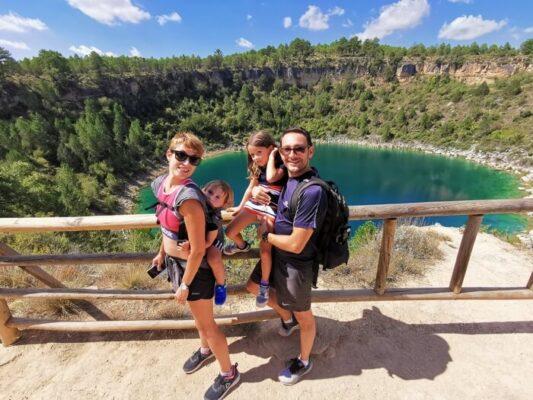 LAGUNA CANADA HOYO 533x400 - Las Lagunas de Cañada del Hoyo con niños y otras rutas imprescindibles