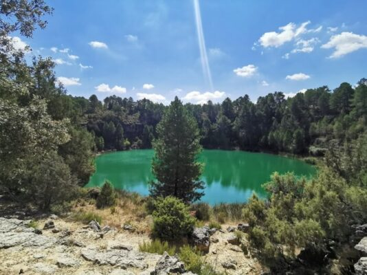 LAGUNAS CANADA DEL HOYO1 534x400 - Las Lagunas de Cañada del Hoyo con niños y otras rutas imprescindibles