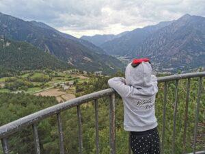 caldes mirador 300x225 - Rutas en Andorra con bebés o niños pequeños