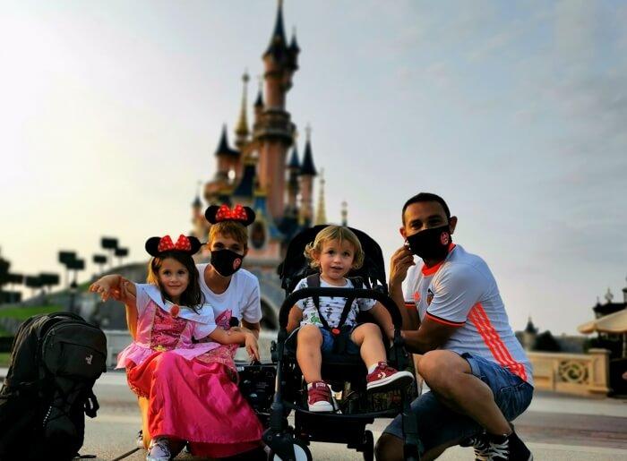 Viajar a Disneyland París barato
