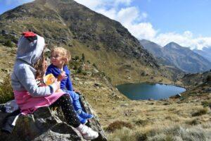 lagos de tristaina 300x200 - Rutas en Andorra con bebés o niños pequeños
