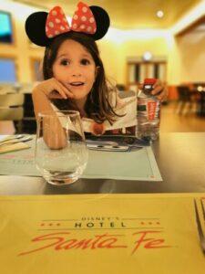 santafe 225x300 - ¿Cómo viajar a Disneyland París barato desde España y sin arruinarte?